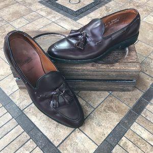 Allen Edmonds Grayson Slip On Loafers 9A Narrow